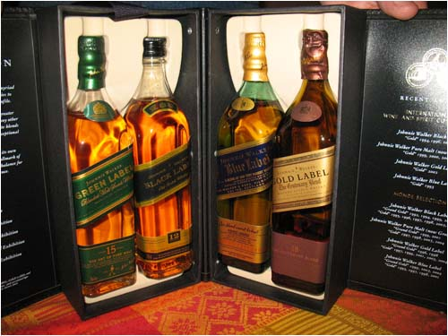 Scotch Sampler