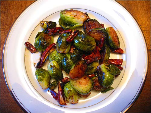 Brussels Sprouts aux Stupides