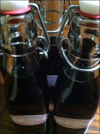 Red Wine Vinegar by Cynthia Wenslow