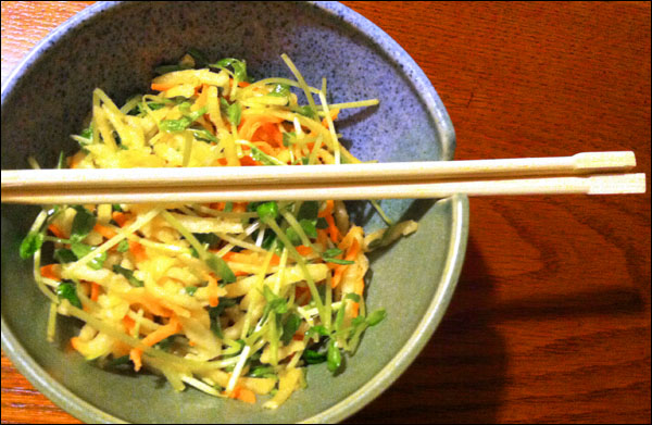 Refreshing Asian Salad by Cynthia Wenslow